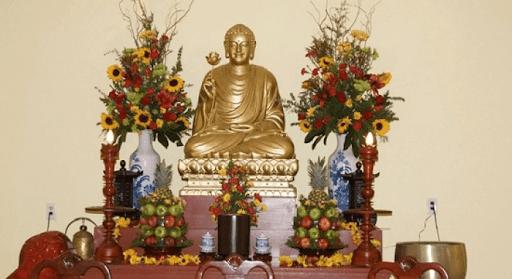 Sai lầm hay mắc phải khi thờ Phật bà Quan Âm